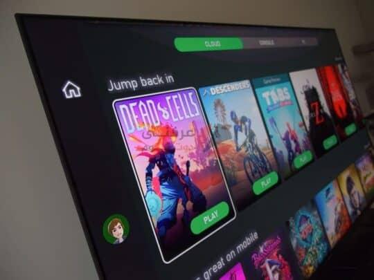 من المؤكد أن Xbox Game Pass سيأتي إلى Android TV قريبًا 2