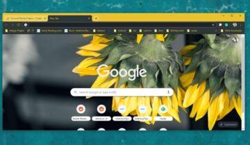 متصفح Chrome : كيفية إنشاء ثيم مخصص