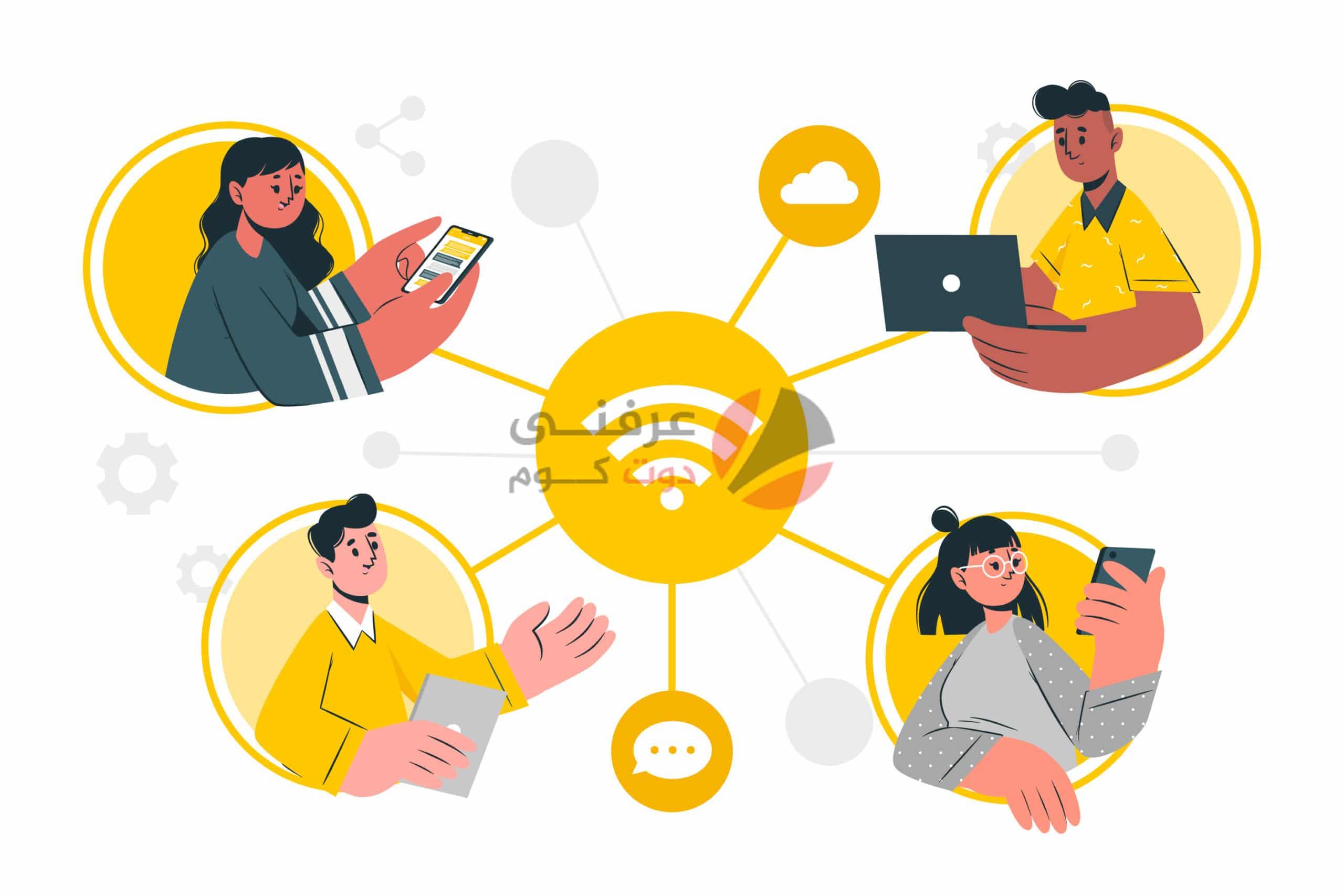 أفضل 7 برامج تتيح معرفة عدد المتصلين بالراوتر ونوع الأجهزة التي يستخدموها 1