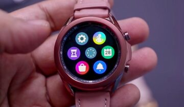 Galaxy Watch gets a walkie talkie feature