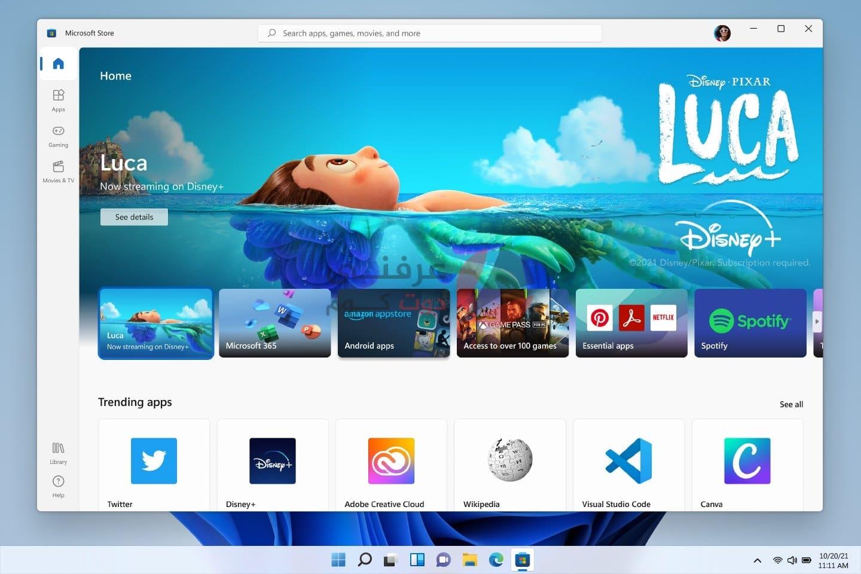 Windows 11 : يظهر نظام ويندوز الفرعي لنظام Android في متجر مايكروسوفت 3