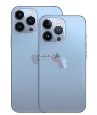 تم الإعلان عن iPhone 13 Pro و Pro Max بشاشات ذات معدل تحديث عالي يبلغ 120 هرتز 3