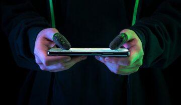Razer تصنع الكشتبانات لاستغلال امكانيات الأصابع في ألعاب الموبايل