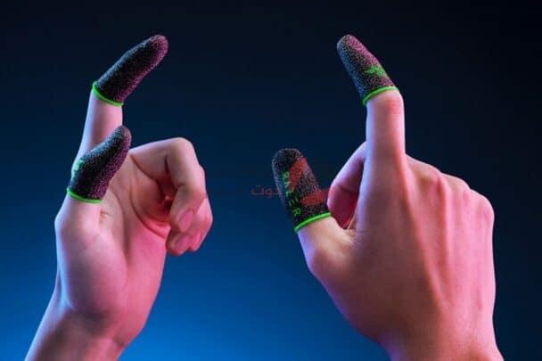 Razer تصنع الكشتبانات لاستغلال امكانيات الأصابع في ألعاب الموبايل 1