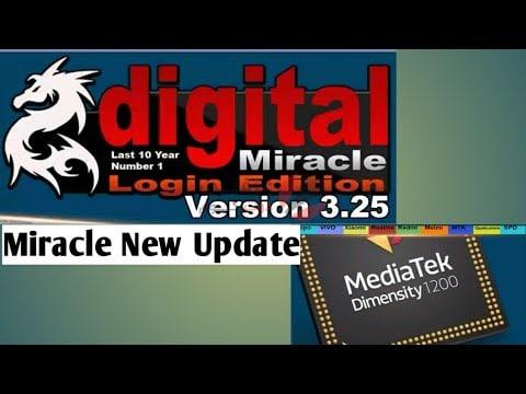 تحميل Miracle Box v3.25 أحدث إصدار بالإضافة إلي جميع إصدارات ميراكل بوكس القديمة 3