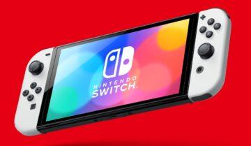 جهاز OLED Switch الجديد من Nintendo