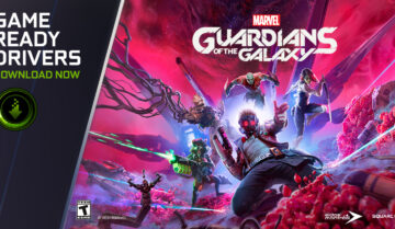 GeForce Game Ready يدعم لعبة Marvel's Guardians of the Galaxy لتعمل بتقنيات Ray Tracing 1