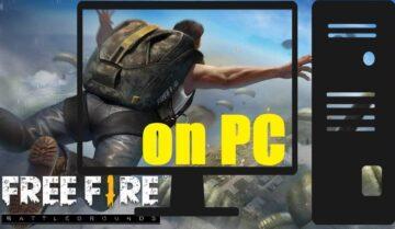 تحميل فري فاير للكمبيوتر Free Fire PC رابط مباشر مع شرح طريقة التثبيت