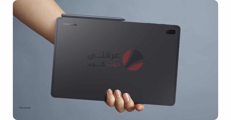 جهاز Galaxy Tab S7 FE الجديد من سامسونج 1