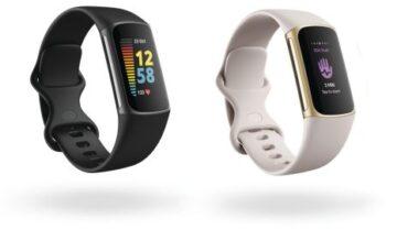 Charge 5 أحدث متتبع للياقة البدنية من Fitbit ، متوفر الآن