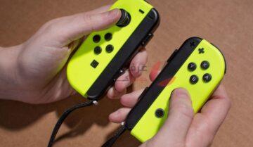 ذراع تحكم Nintendo في Nintendo Switch OLED