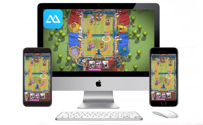 بث مباشر من ApowerMirror لشاشة الهاتف والكمبيوتر والتلفاز بجودة عالية 3